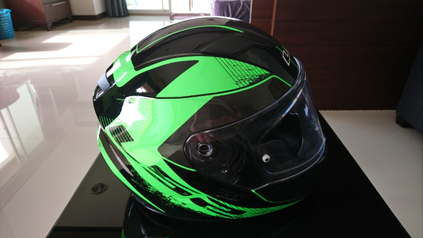Yamaha LS2 Helmet Full Face Like New