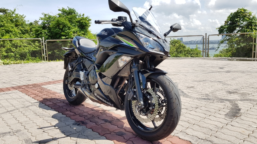 Kawasaki Ninja 650 - 2017 For Sale