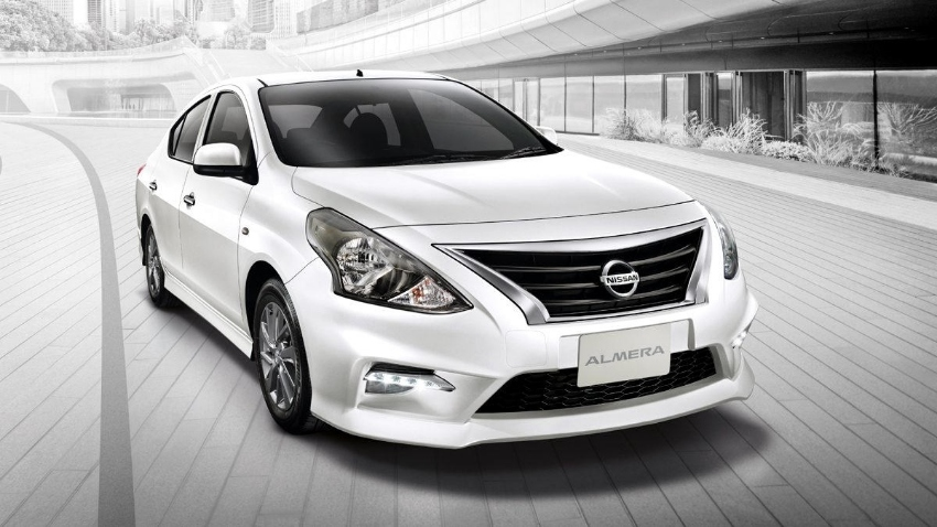 Nissan Almera,Mazda2, Toyota Vios 9000 THB/month. for rent in Hua Hin
