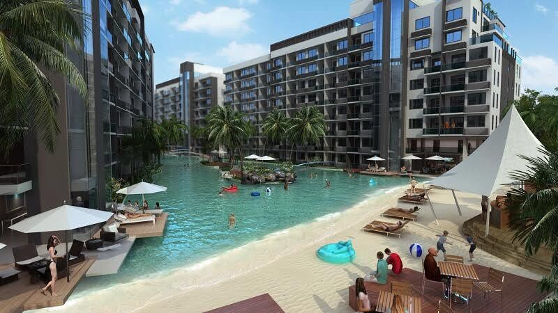 Rent 1 bed Laguna Jomtien 1