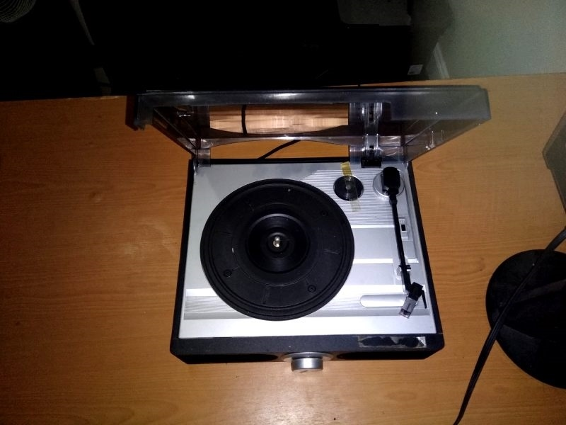 Retro Classic Compact Turntable For Sale