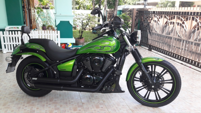 Gorgious  Kawasaki Vulcan 900 custom for sale