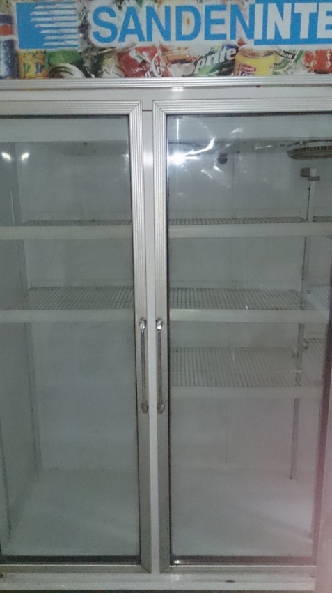 Fridge  SANDENINTERCOOL  2-nd hand