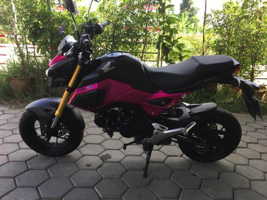 Honda MSX 125 SF • TOP Condition • 6000 Km •
