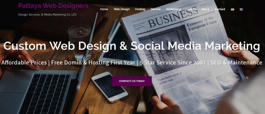 Fast, Affordable And Professional Website Design