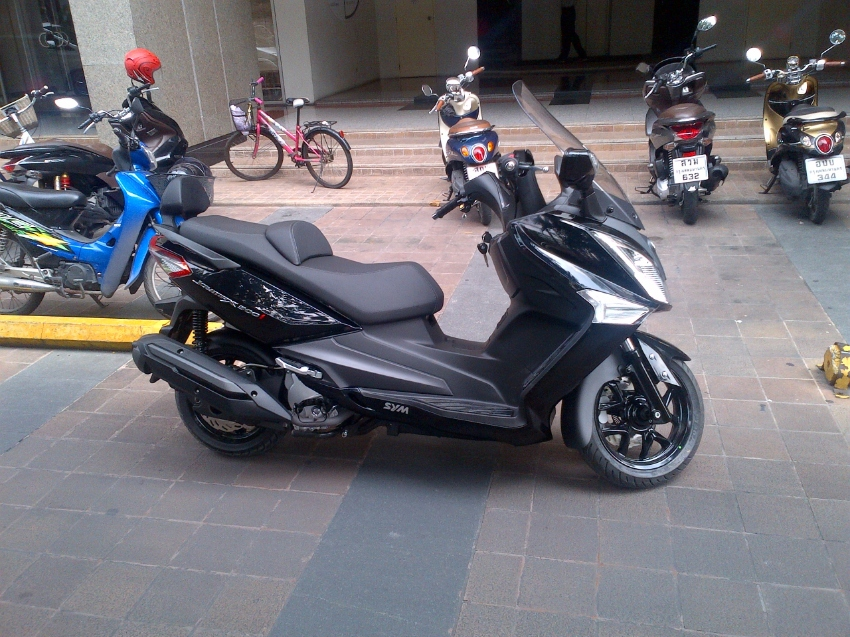 SYM Joymax 300cc for sale