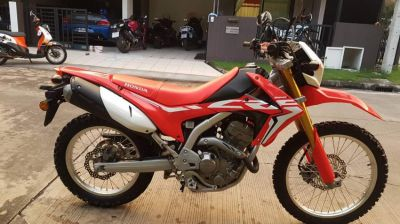 CRF250L  For rent
