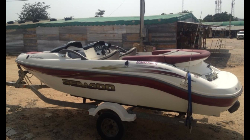 * Reduced for Quick Sale* 2002 Seadoo Challenger 1800