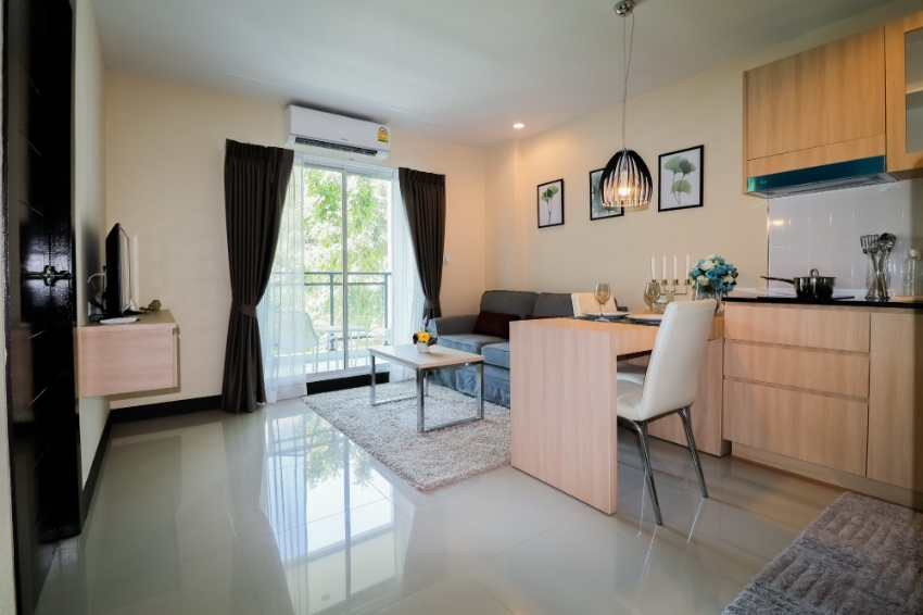 Fully furnished Condo in Hua Hin near Center.. Freehold for foreigner