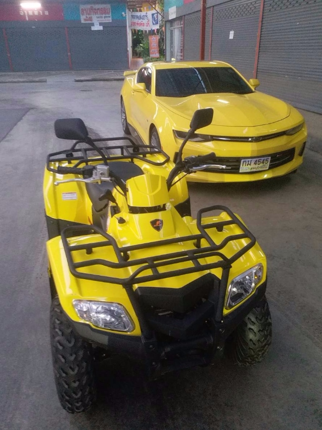 ATV 200cc  Konik Phoenix