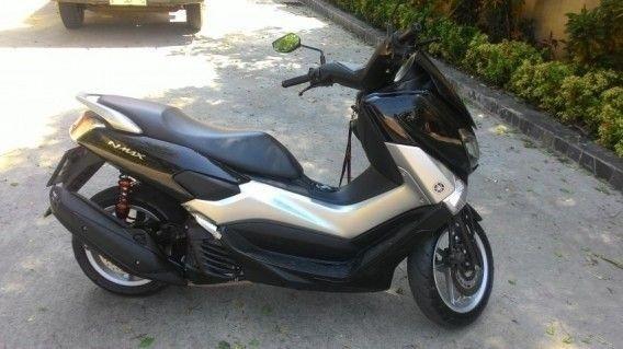 Yamaha N-Max For Rent