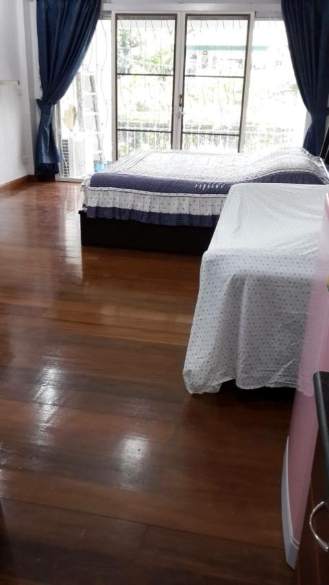 To rent at Baan Suan Lalana a 40 SQM Condo at level 1