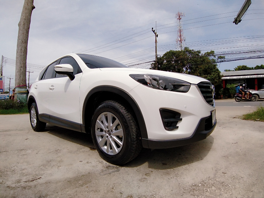 Mazda CX 5 S Topmodel, Year 04.2017, first Owner, 17'xxxkm for Sale