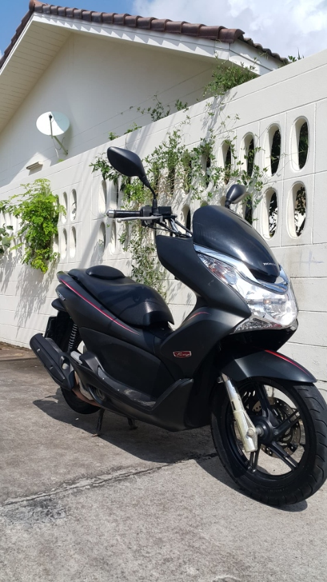 Honda PCX 150 For Rent! Only 83 Baht per day!