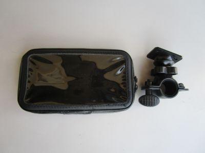 Motorcycle Mount & Waterproof Case