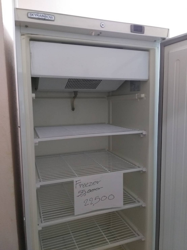 Freezer for Restaurant