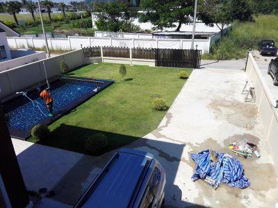 New Two Storey 4 BR 3 Bath Pool Villa 764 sqm. Plot