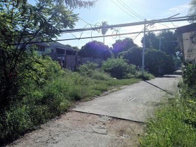 Ideal Location For Thai Apartment Building 147 TW Corner Plot