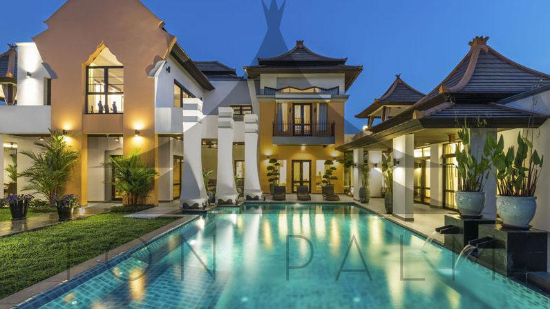 Phu Tara: Splendid 6 bedroom pool villa, East Pattaya