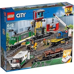 Lego City  60198 Cargo Train (new in sealed box)