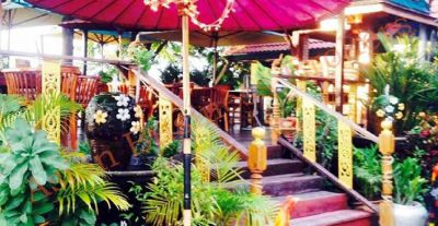 1013001 Restaurant in lovely setting on the outskirts of Chiang Mai