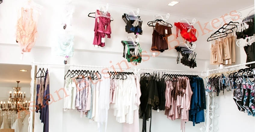 4801011 Established Designer Lingerie and Swimwear Retail Shop Phuket