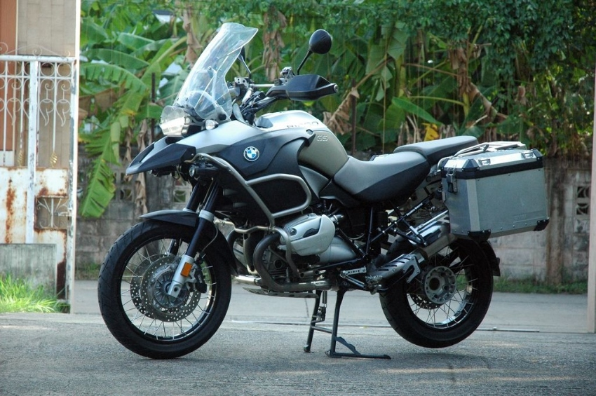 BMW R1200GSA 2007 in Excellent Condition