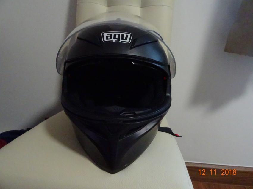 AGV Helmet Medium size with sun visor