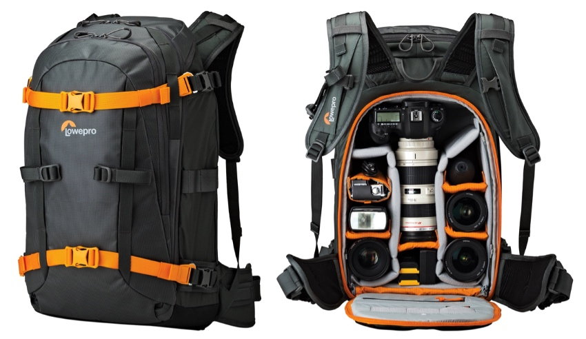 Lowepro Whistler BP 350 AW Photography Backpack
