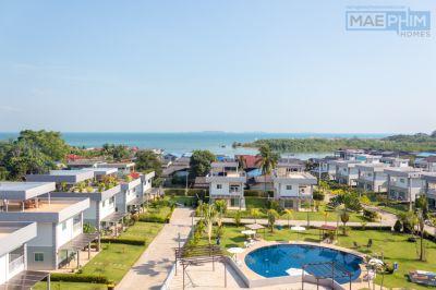 Sea view Duplex Penthouse for Sale in Laem Mae Phim