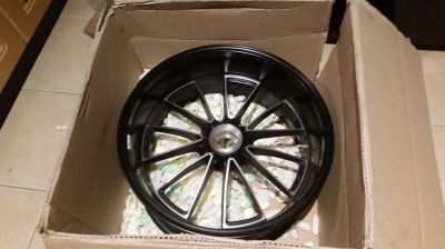 Rear wheel for sale from Ducati Diavel Dark