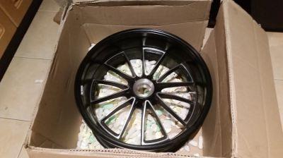 Rear wheel for sale from Ducati Diavel Dark