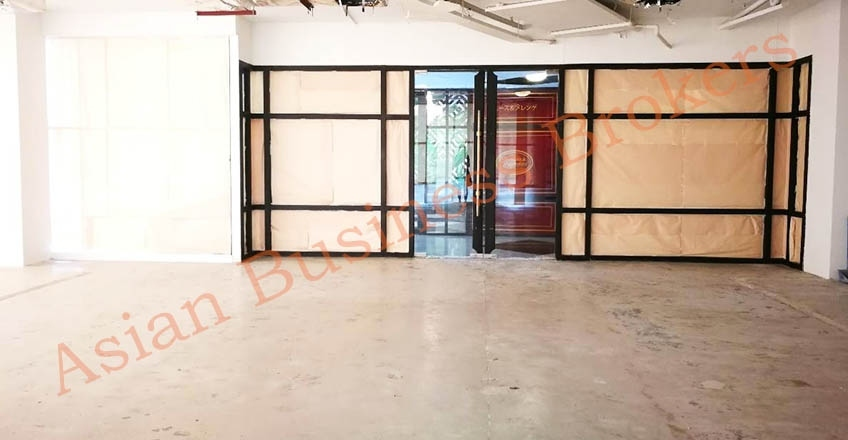 0149006 120m2 Retail Space for Rent in Thong Lor