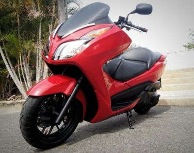 2013 Red Colour Honda Forza