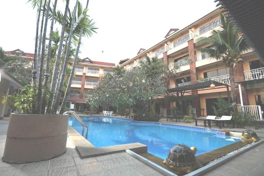 South Pattaya 56 Room Resort Hotel Sale
