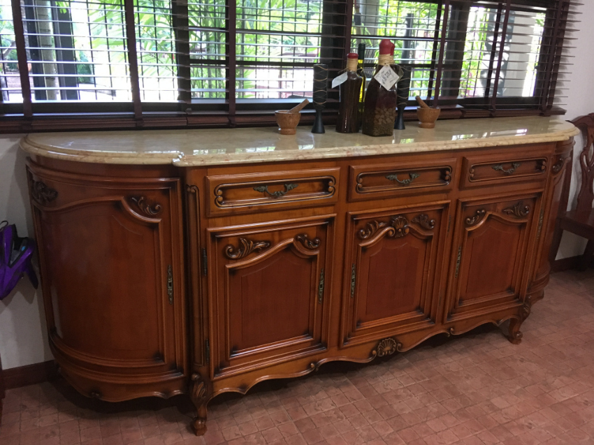 REDUCED Price!! Louis XV French Antique Sideboard