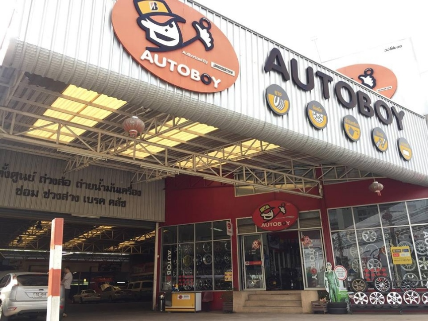 Wheel-Tire, Suspension and Engine Service in Na Jomtien, pattaya