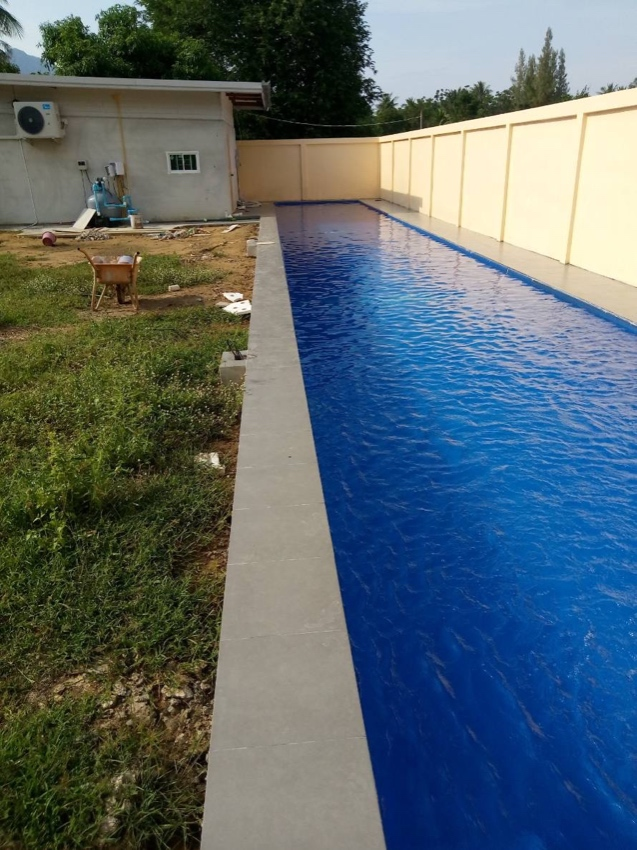 LAP POOL IN ANY SIZE | Fitness & Health