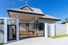 Emerald Scenery 3 Bed Villa 2 mins to Banyan Golf course