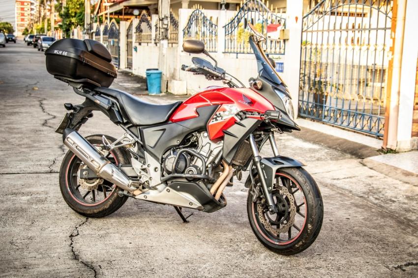 Honda CBXA 500