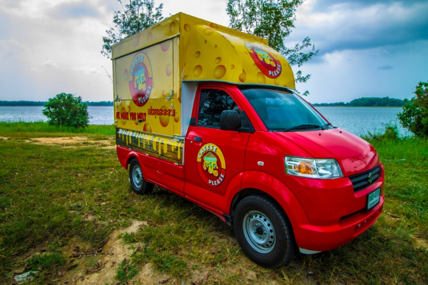 SUZUKI FOOD TRUCK ( Great side business)