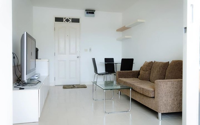 MT-0093 - Condo Supalai City Resort for rent with 1 bedroom