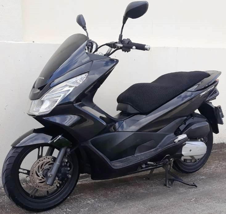 03/2015 Honda PCX-150 LED - 8.xxx km