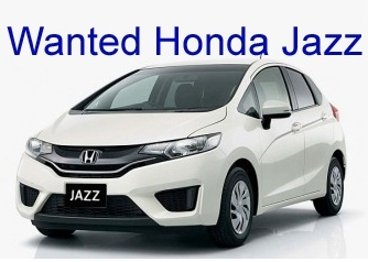 Wanting to buy Honda Jazz
