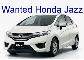 Wanted to buy Honda Jazz