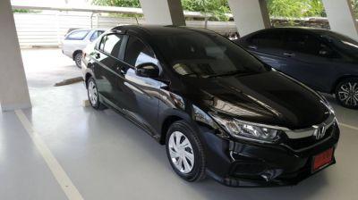 Honda City 2018 available at 433 Baht /day