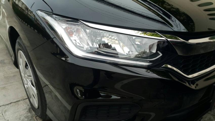 Honda City 2017 available at 566 Baht /day