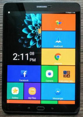 Samsung Galaxy Tab S2 9.7 Inch black,