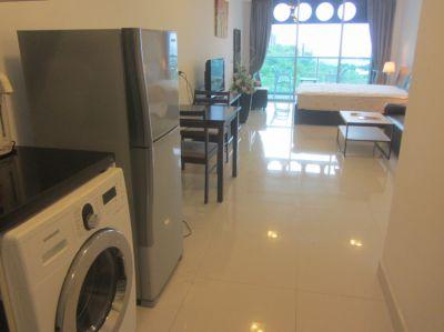 Sea-View condo 1 Bed/1 Bath 45sqm Big Balcony for Rent 11000THB/m
