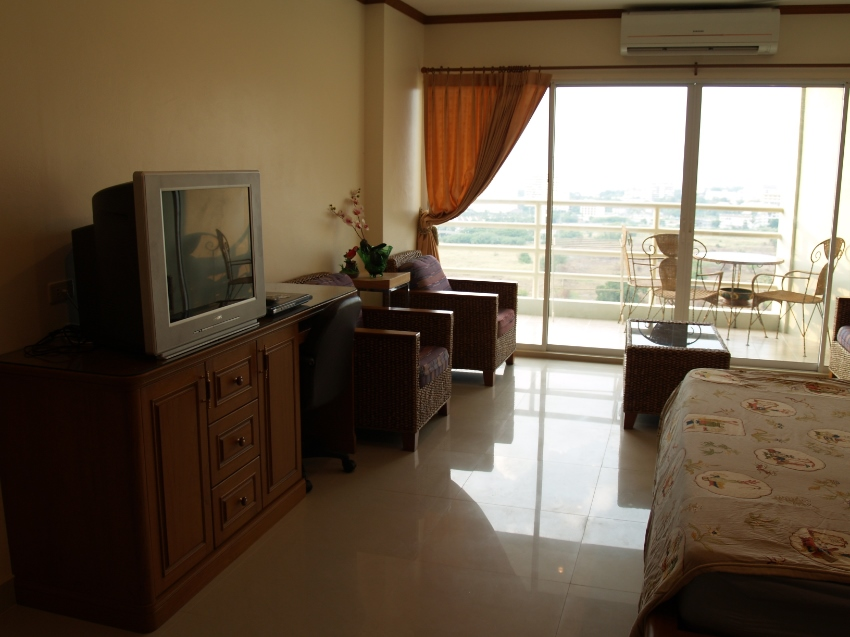 condo view talay 5D IN JOMTIEN AT 19 FLOOR , FOREIGNER NAME